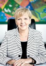 Ministerpräsidentin Hannelore Kraft