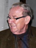 Heribert Röckinghausen bei der Gründung am 27. Dez. 2013