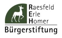 Bürgerstiftung Raesfeld-Erle-Homer